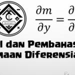 Soal dan Pembahasan – Persamaan Diferensial Eksak