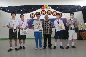 Pemenang LGM (LIMAS Ke-6)