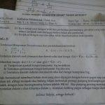 Soal dan Pembahasan – Ujian Tengah Semester (UTS) Kalkulus Diferensial (Versi A) – Prodi Pendidikan Matematika FKIP Untan