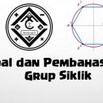 Soal dan Pembahasan – Grup Siklik