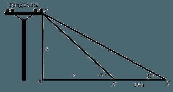 Soal Dan Pembahasan Aplikasi Trigonometri Mathcyber1997