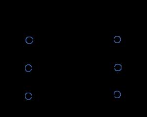 Diagram Panah dari Himpunan P ke Q