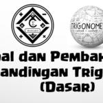 Soal dan Pembahasan – Perbandingan Trigonometri (Dasar)