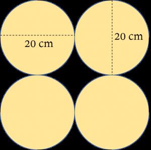 Sketsa drum yang terikat tali