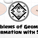 Problems of Geometry Transformation with Solutions