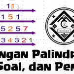 Bilangan Palindrom – Materi, Soal, dan Pembahasan