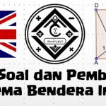 Materi, Soal, dan Pembahasan – Teorema Bendera Inggris