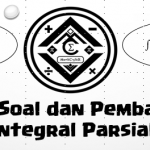 Materi, Soal, dan Pembahasan  – Integral Parsial