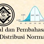Soal dan Pembahasan – Distribusi Normal