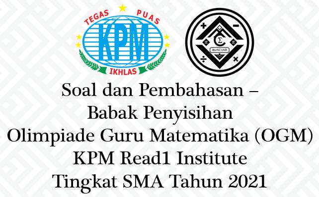 OGM KPM